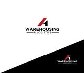 A1 Warehousing & Logistics Logo - Entry #124