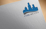 Code My City Logo - Entry #54