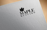 Maple Mustard Logo - Entry #27