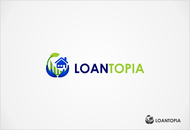 Loantopia Logo - Entry #32