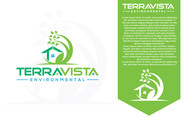 TerraVista Construction & Environmental Logo - Entry #74