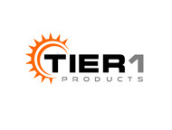 Tier 1 Products Logo - Entry #110