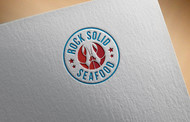 Rock Solid Seafood Logo - Entry #46