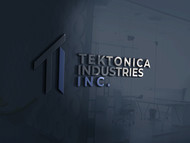 Tektonica Industries Inc Logo - Entry #100