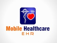 Mobile Healthcare EHR Logo - Entry #5