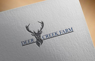 Deer Creek Farm Logo - Entry #21
