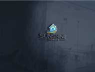 Sunshine Homes Logo - Entry #134