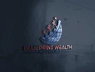 Blueprint Wealth Advisors Logo - Entry #406