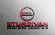 Sturdivan Collision Analyisis.  SCA Logo - Entry #85