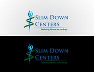Slim Down Centers Logo - Entry #7