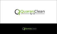 QuaranClean Logo - Entry #86