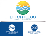Effortless Pool Service Logo - Entry #34