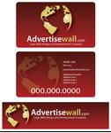 Advertisewall.com Logo - Entry #12