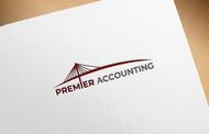 Premier Accounting Logo - Entry #44