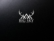 Big Sky Custom Steel LLC Logo - Entry #20