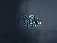 Sunshine Homes Logo - Entry #427