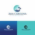 Ana Carolina Fine Art Gallery Logo - Entry #40