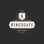 Kingsgate Real Estate Logo - Entry #99