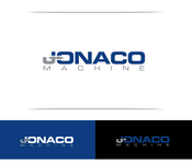 Jonaco or Jonaco Machine Logo - Entry #75