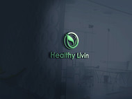 Healthy Livin Logo - Entry #88