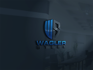 Wagler Steel  Logo - Entry #5