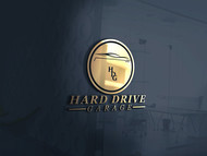 Hard drive garage Logo - Entry #335