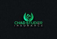 Chad Studier Insurance Logo - Entry #385