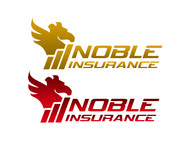 Noble Insurance  Logo - Entry #233