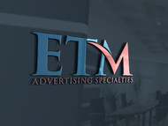 ETM Advertising Specialties Logo - Entry #110