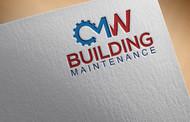 CMW Building Maintenance Logo - Entry #419