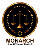Law Offices of David R. Monarch Logo - Entry #259
