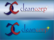 B2B Cleaning Janitorial services Logo - Entry #6