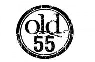 """""""OLD 55"""" - mid-century vintage furniture and wares store Logo - Entry #66"""