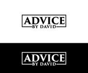 Advice By David Logo - Entry #240