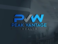 Peak Vantage Wealth Logo - Entry #61