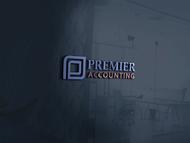 Premier Accounting Logo - Entry #185