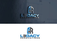 LEGACY RENOVATIONS Logo - Entry #88