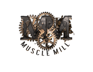 Muscle MIll Logo - Entry #83