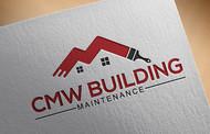 CMW Building Maintenance Logo - Entry #120