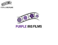 Purple Iris Films Logo - Entry #62