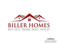 Biller Homes Logo - Entry #171