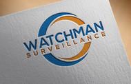 Watchman Surveillance Logo - Entry #200