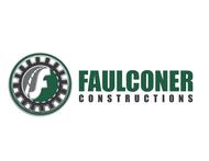 Faulconer or Faulconer Construction Logo - Entry #339