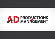 Corporate Logo Design 'AD Productions & Management' - Entry #6