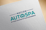 Motion AutoSpa Logo - Entry #206
