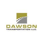 Dawson Transportation LLC. Logo - Entry #82