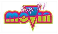 Keep It Movin Logo - Entry #66