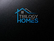 TRILOGY HOMES Logo - Entry #279
