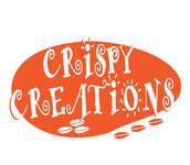 Crispy Creations logo - Entry #94