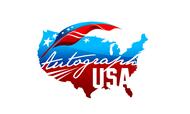 AUTOGRAPH USA LOGO - Entry #82